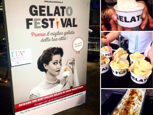 The Trials and Tribulation of a Food Judge: Judging Gelato