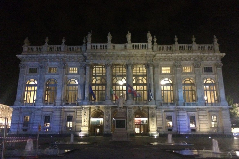 Dining in Turin