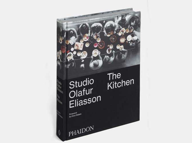 Book Review: The Kitchen by Studio Olafur Eliasson