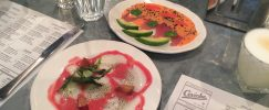 London's Best Raw Fish