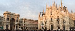 Two Days in Milan