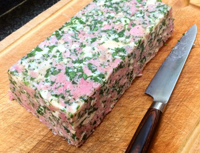 Ham Hock and Chicken Terrine