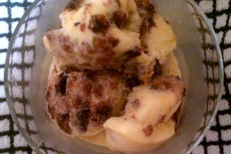 Christmas Pudding Ice Cream Recipe