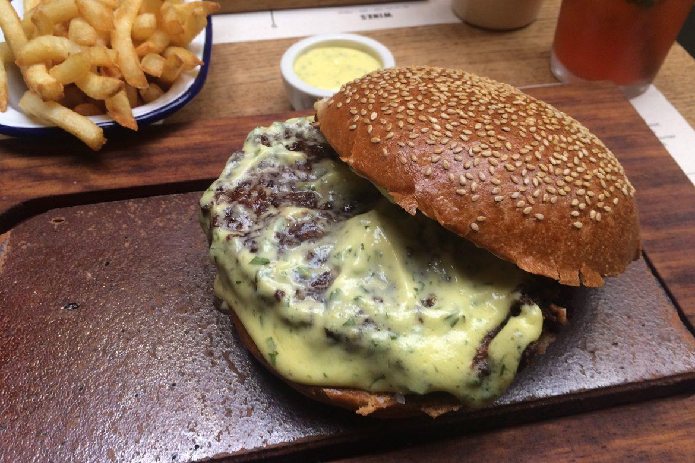 London's Best Burgers