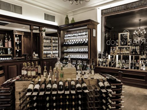 Hands Down These are London's Best Places to Buy Wine