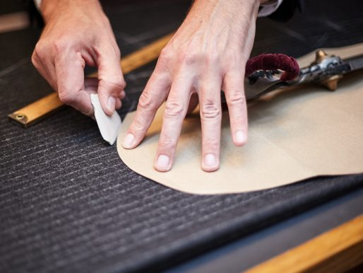The Art of Savile Row's Bespoke Tailors