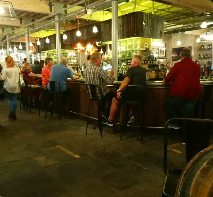 The Longest Bar in Britain ('Probably') - The Bowland Brewery Beer Hall