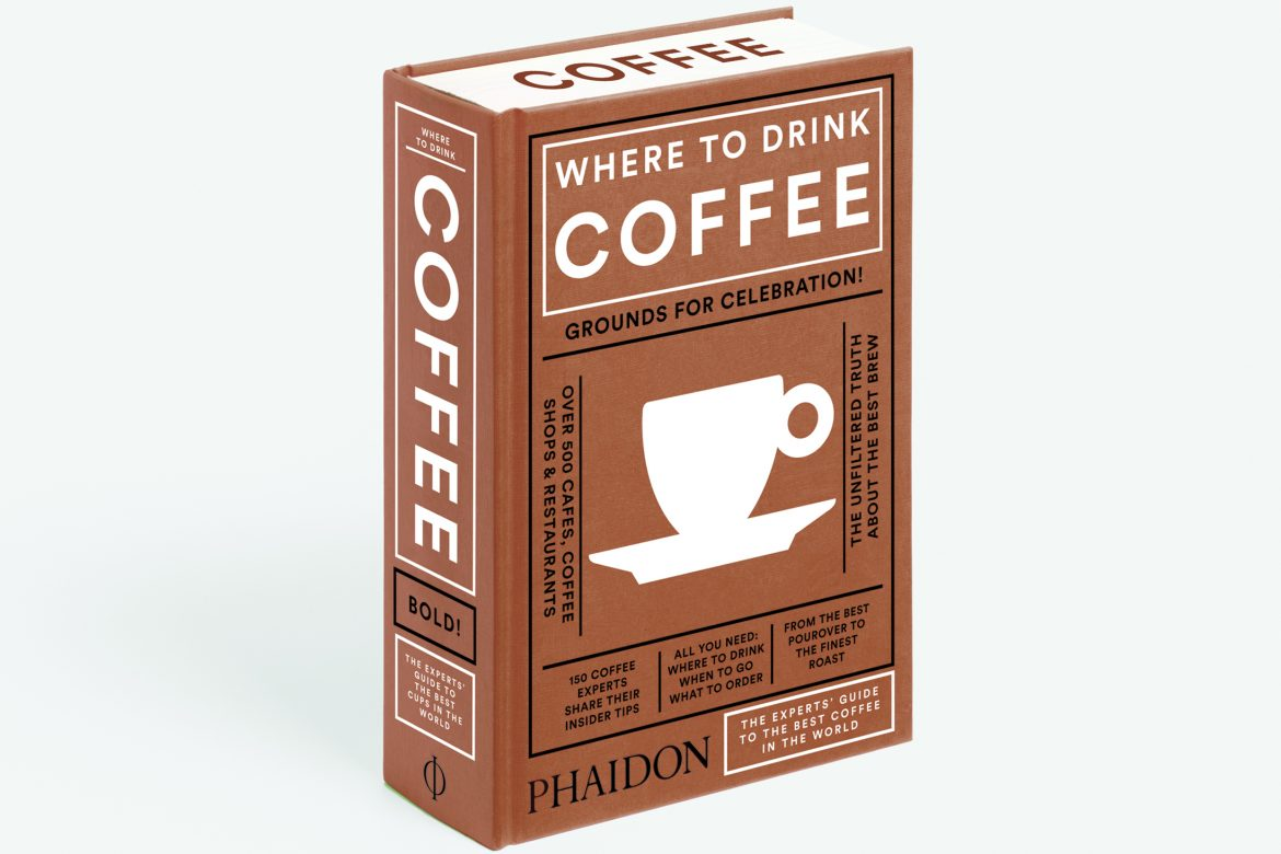 Book Review: Where to Drink Coffee