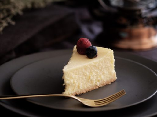 Classic New York Cheesecake – with a twist