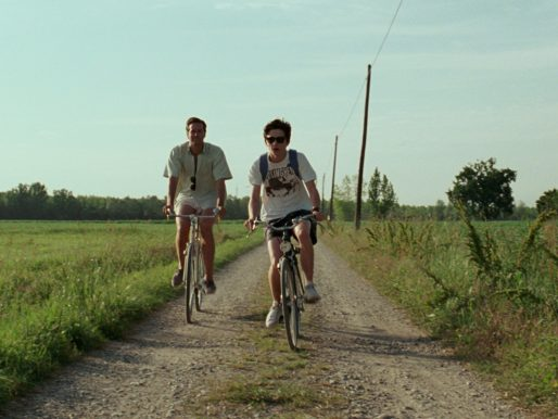 Call Me By Your Name - Our Film of the Month