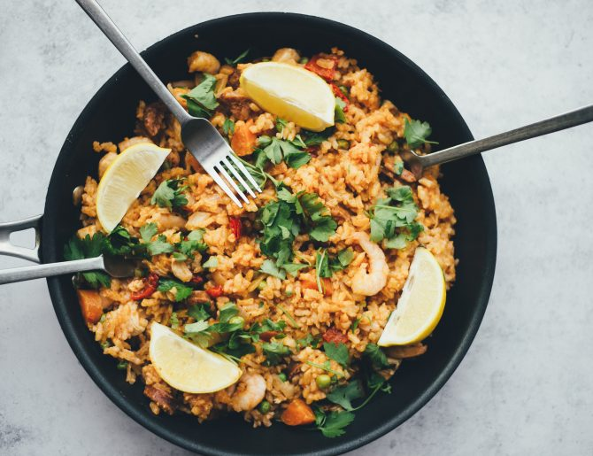 The Quintessential Paella Recipe