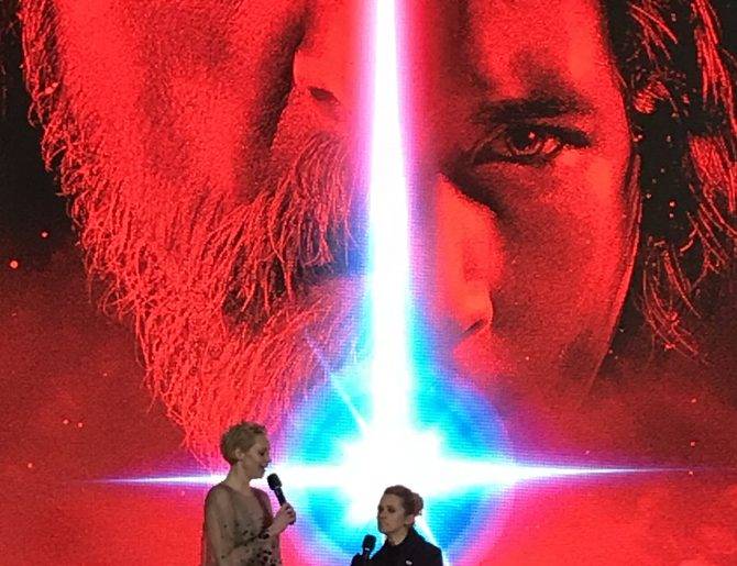 Star Wars: The Last Jedi    ★★★★