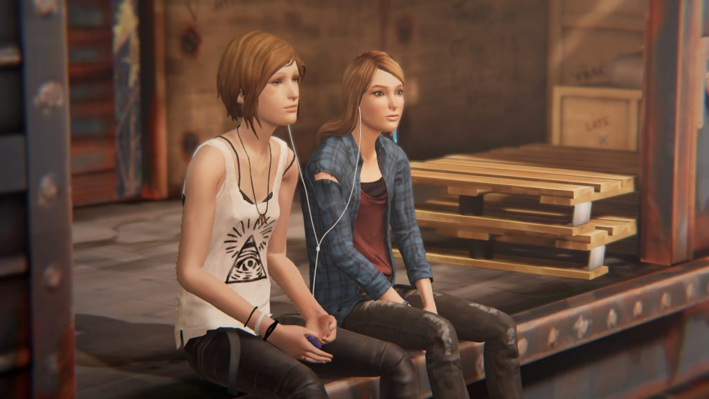 Life Is Strange: Before The Storm Episode 1 'Awake' Review London Lamppost