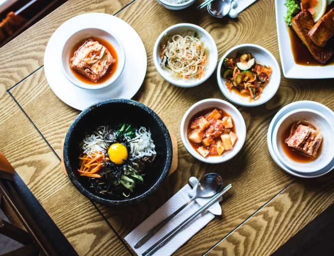 Korean in London