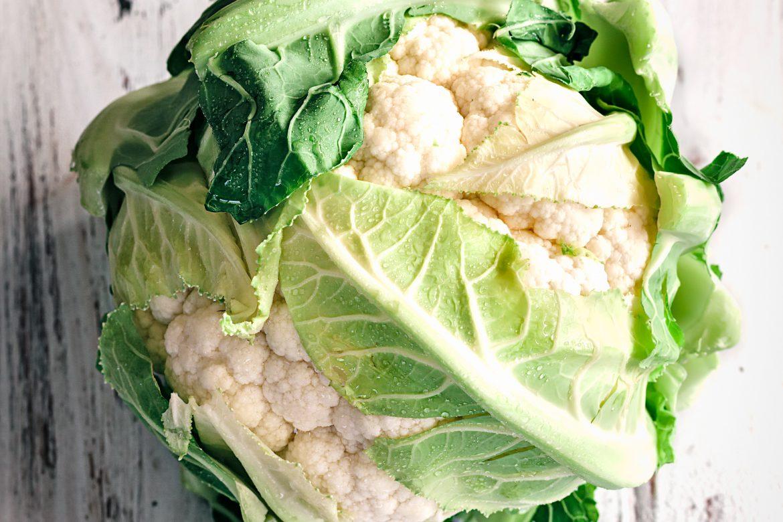 Truffled Cauliflower Cheese