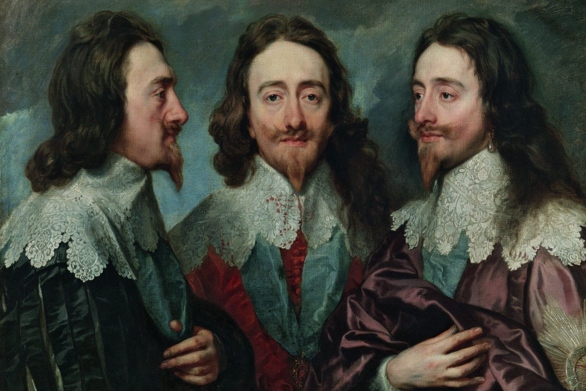 Charles I: King and Collector  ★★★★★