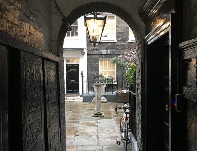 Westminster's Unusual Spots