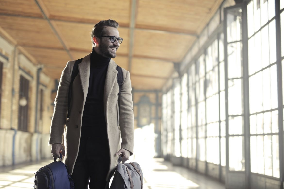 A Gents Guide to Travel Attire