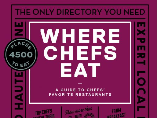 Where Chefs Eat – The Massive 3rd Edition