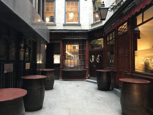 Simpson's Tavern