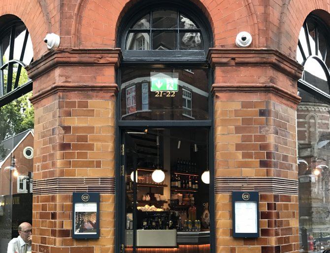 Comptoir Café & Wine