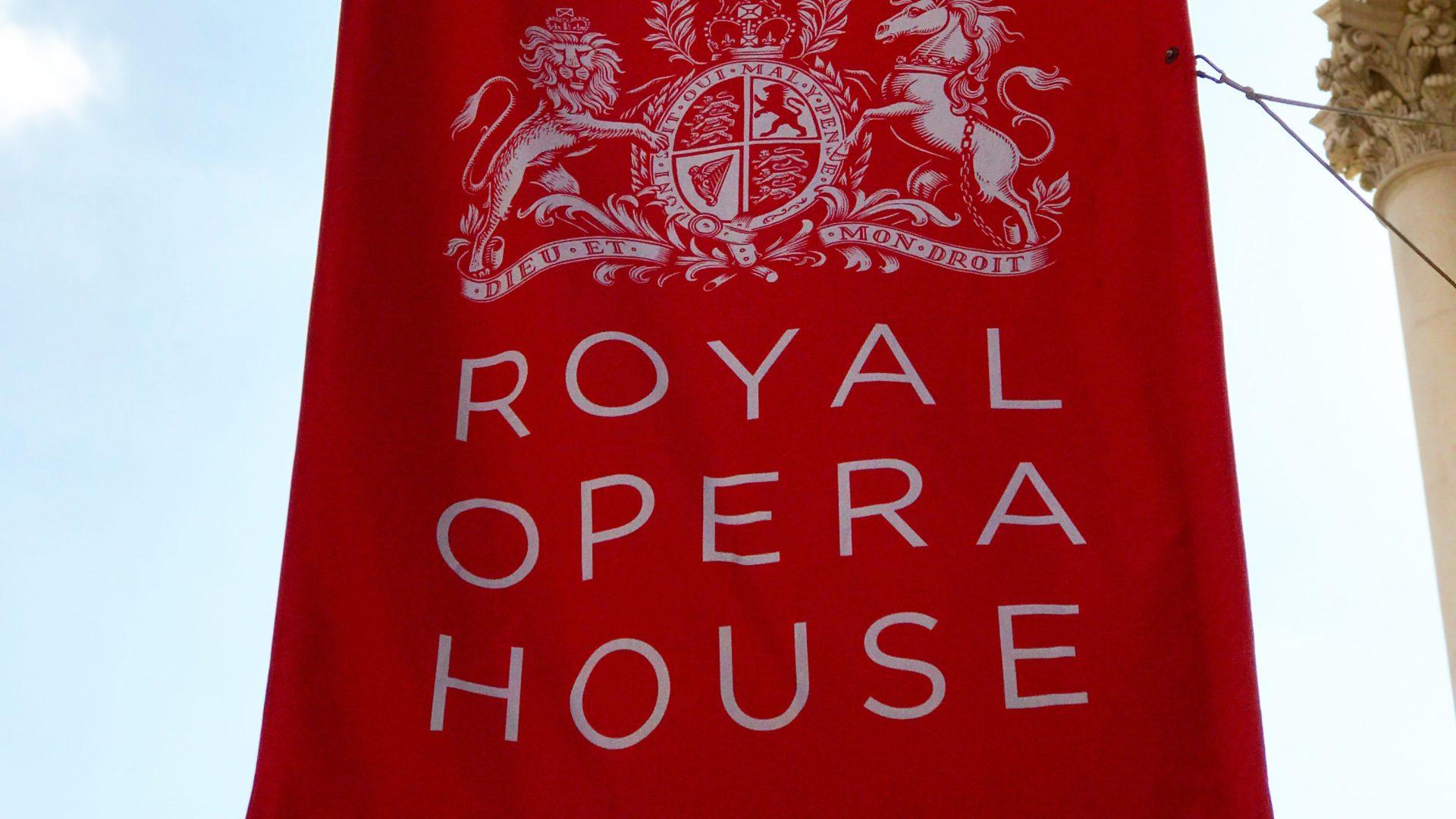 Sneak Peak - Swan Lake Rehearsal (Royal Opera House)