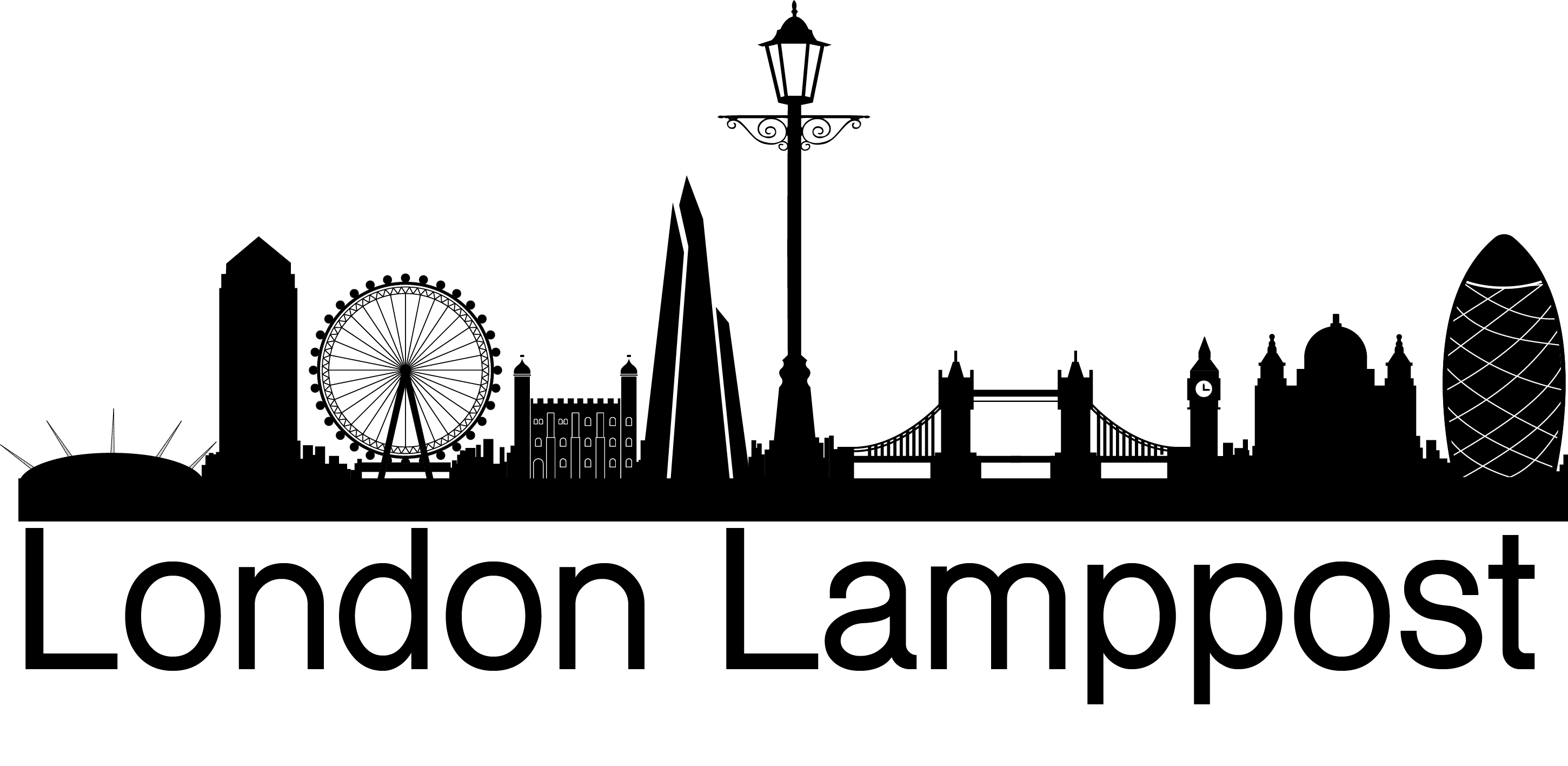 London Lamppost