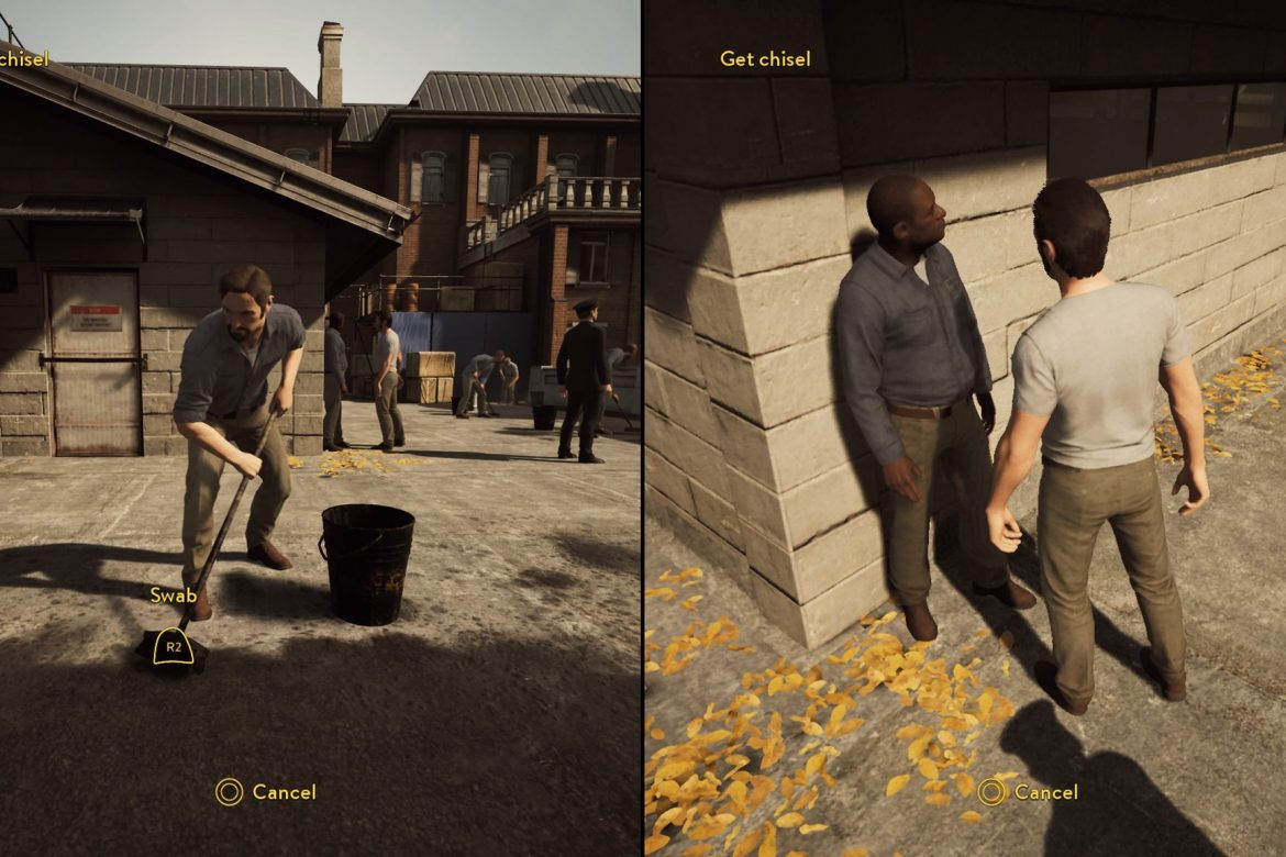 A Way Out – New/Retro Gaming