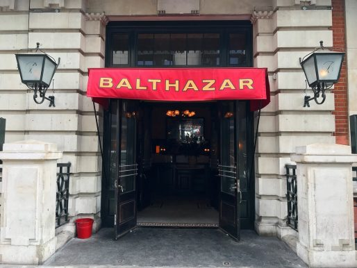 Brunching Balthazar Style