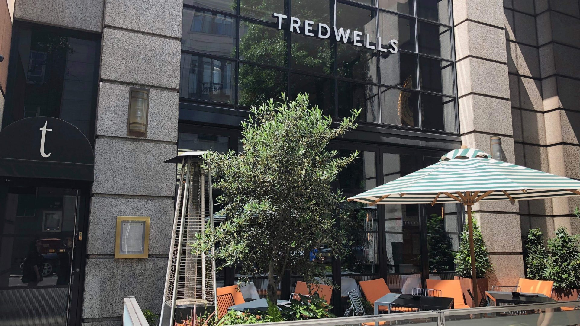 Set Lunching at Tredwell's