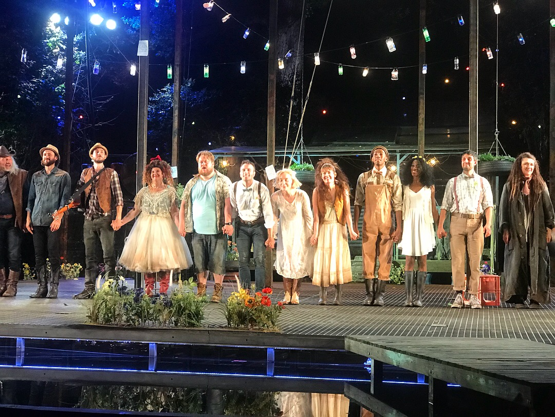 As You Like It at the Open Air Theatre