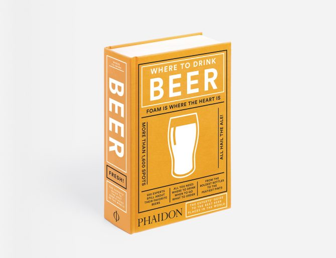Book Review: Where to Drink Beer
