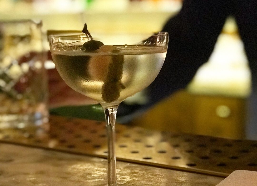 45 Jermyn Street's Cocktails