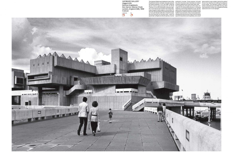 A Tour of London's Brutalist Architecture