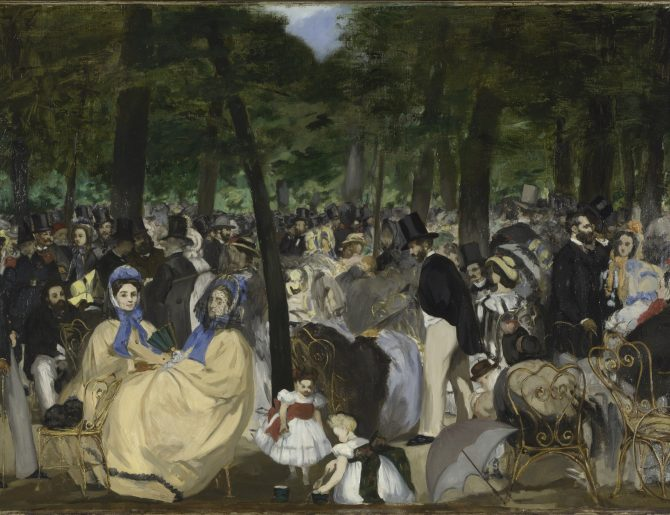 Courtauld Impressionists – From Manet to Cezanne