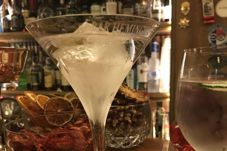 The Bar Hemingway at The Ritz Paris