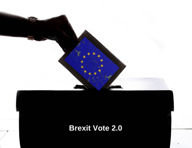 A Case for a Two Tiered Second Brexit Referendum