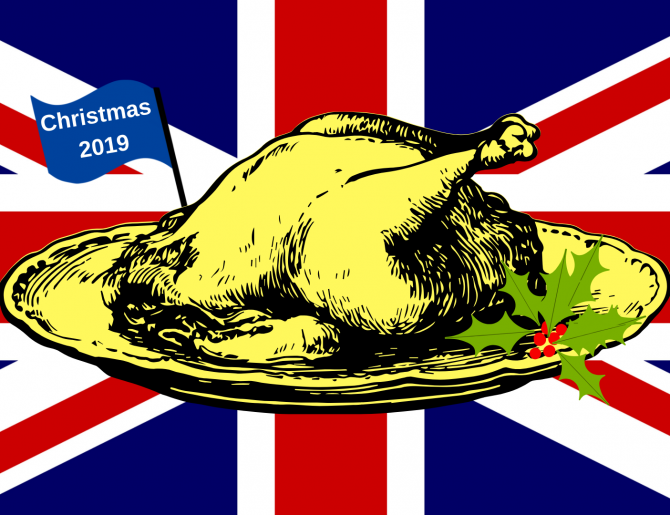 The Hard Brexit Christmas Table (A Vision of Christmas Future)?