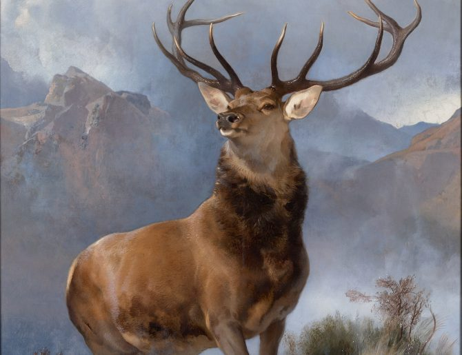 The Monarch, Lion & Unicorn - Scottish Identity at the National Gallery