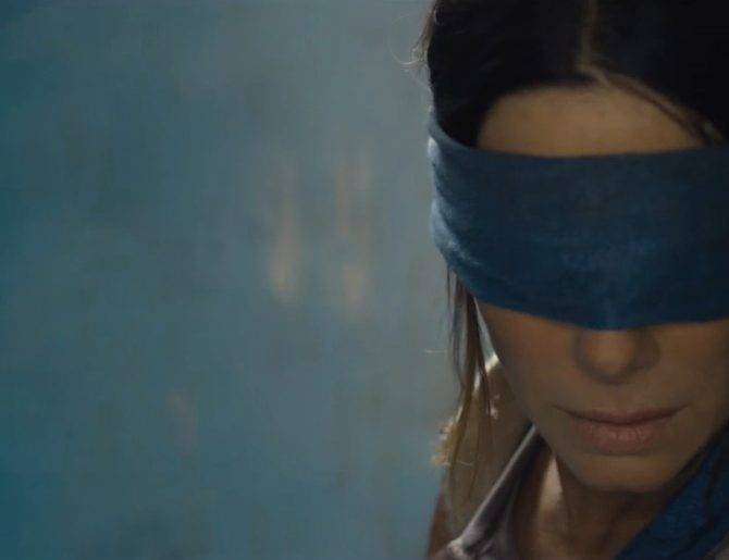 Bird Box - It's Overrated ★★★