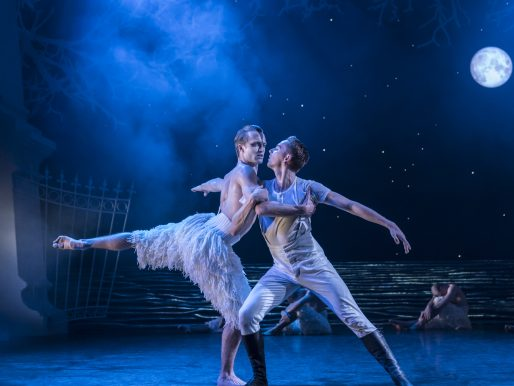 Swan Lake at Sadler's Wells