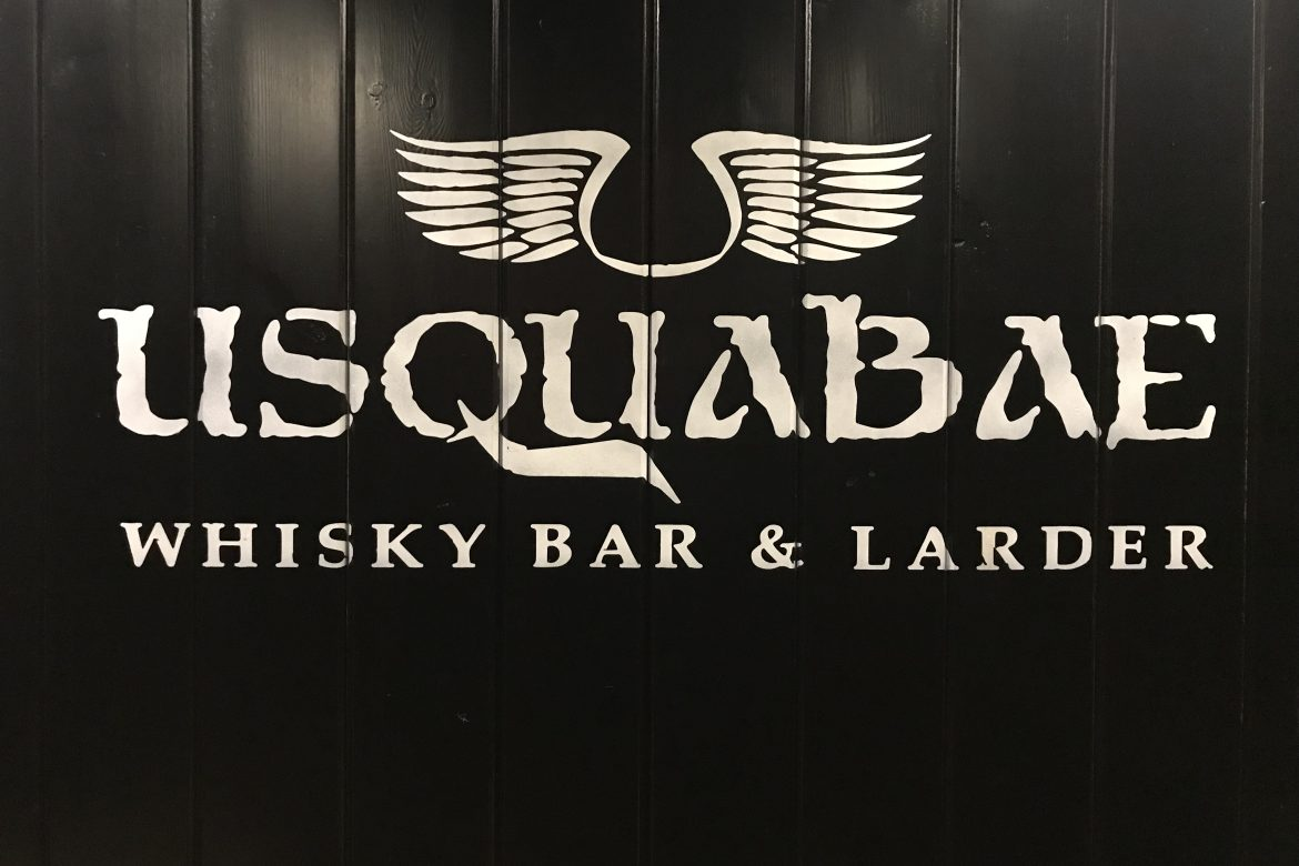 Usquabae and Whisky tasting in Edinburgh