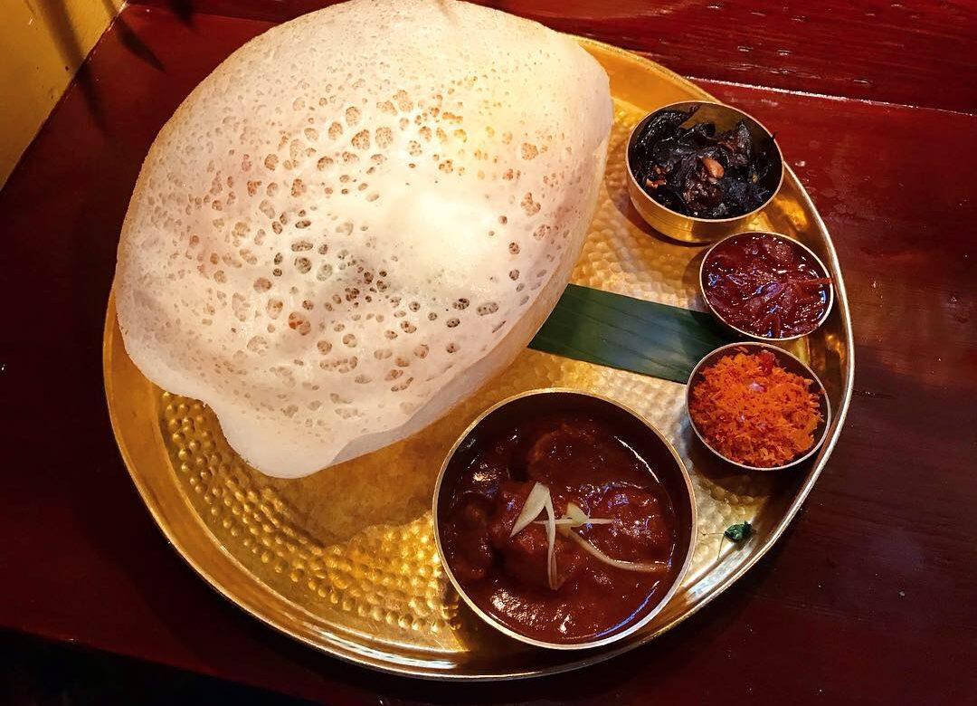 Hoppers - Tastes of Sri Lankan