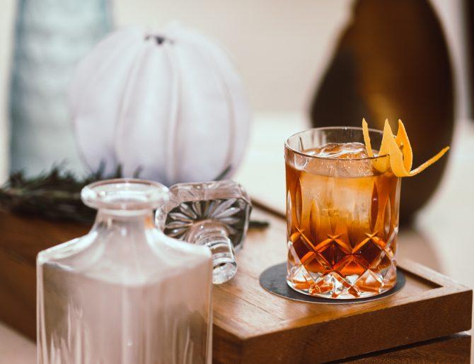 The Old Fashioned - Recipe