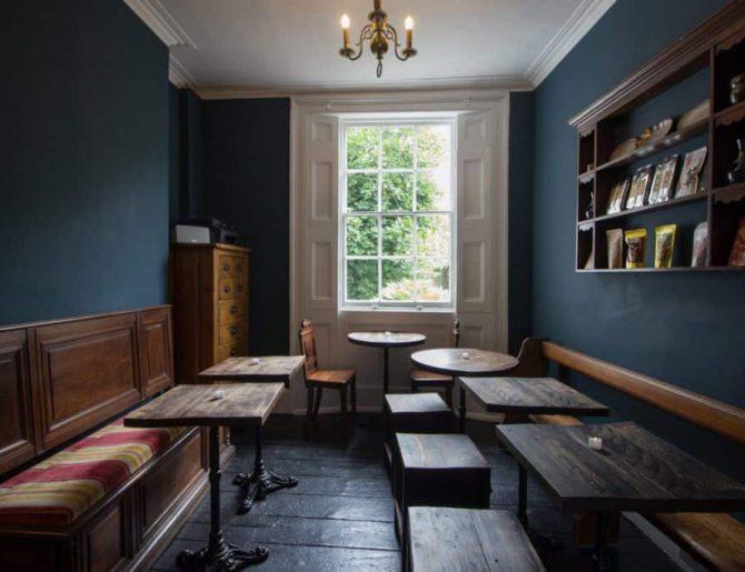 Get to know London's Minimalist Tea Houses