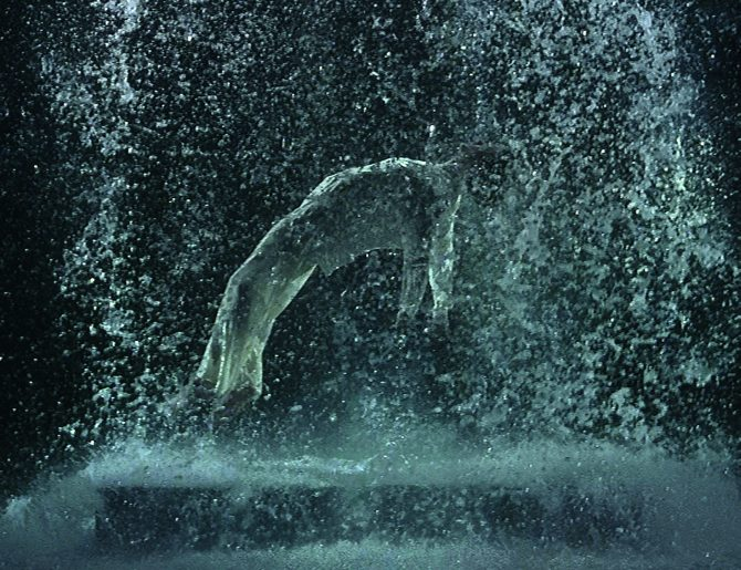 Bill Viola / Michelangelo - Life Birth Rebirth at the RA ★★