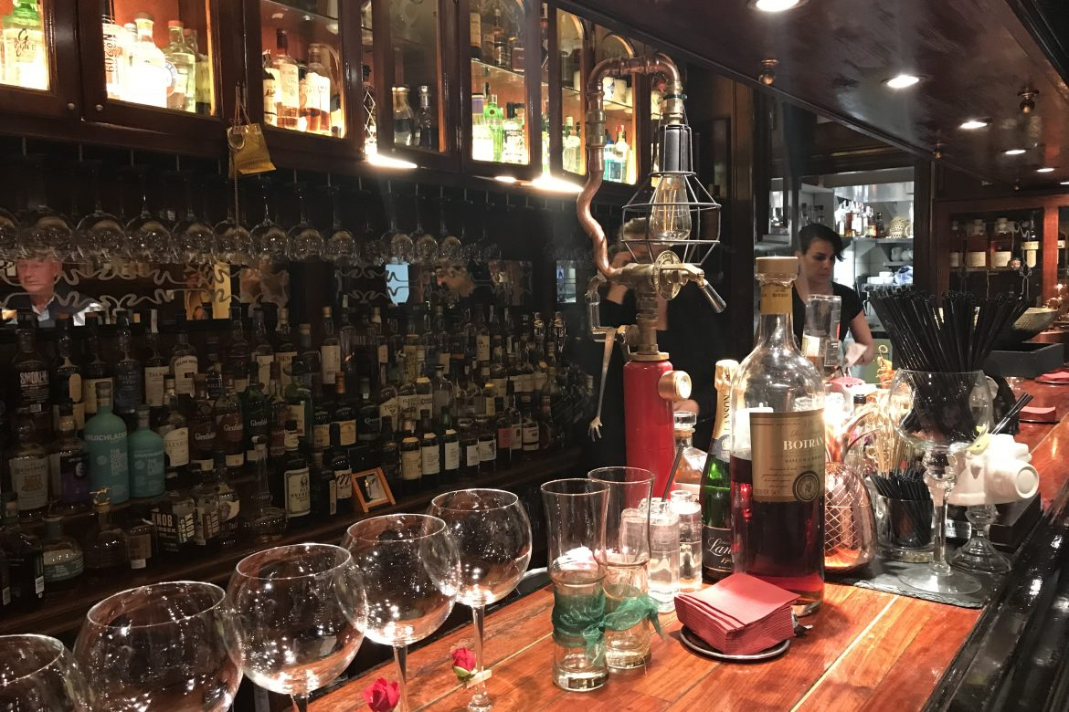 Museo Del Whisky Bar