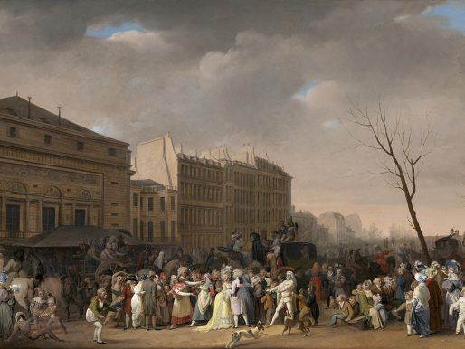 Boilly - Scenes of Parisian Life ★★★★★