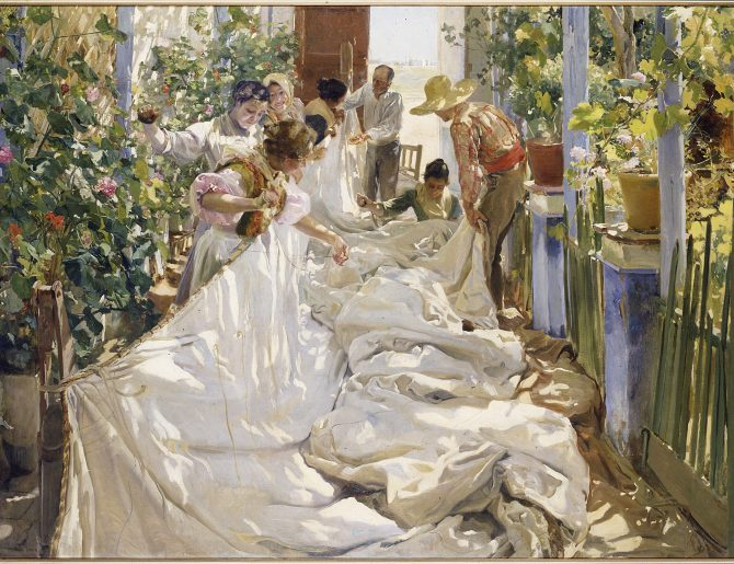 Sorolla at the National Gallery ★★★★★