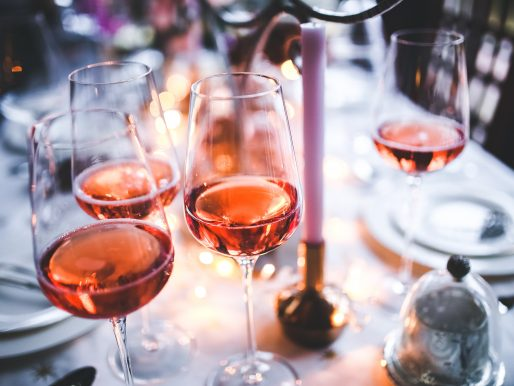 Break out the Rosé - It's the First Day of Spring